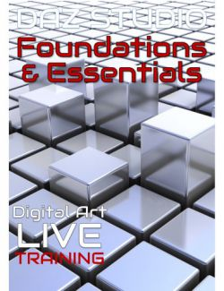 Daz Studio Foundations and Essentials Course