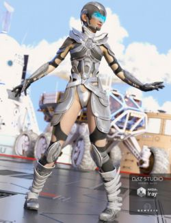 Hesper Outfit for Genesis 3 Female(s)