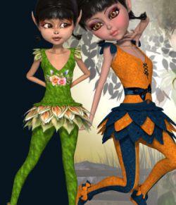 DA-Elf Dance for Mavka Forest