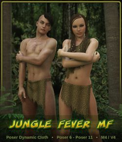 FRQ Dynamics: Jungle Fever Male And Female