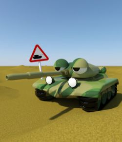 Toon Tank B1