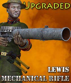 Lewis Mechanical Rifle