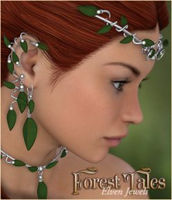 Forest Tales - Elven Jewels