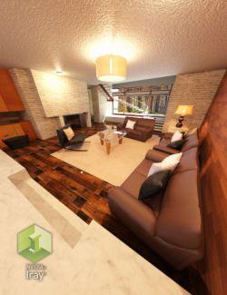 Tesla Living Room 3