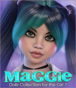 Dollz: Maggie for Girl 7 and Genesis 3