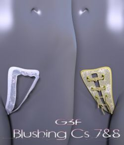 Blushing Cs 7 & 8 G3F