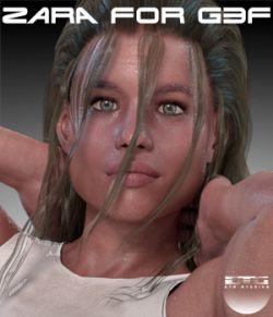 Resistance - DTG Studios' Zara for G3F