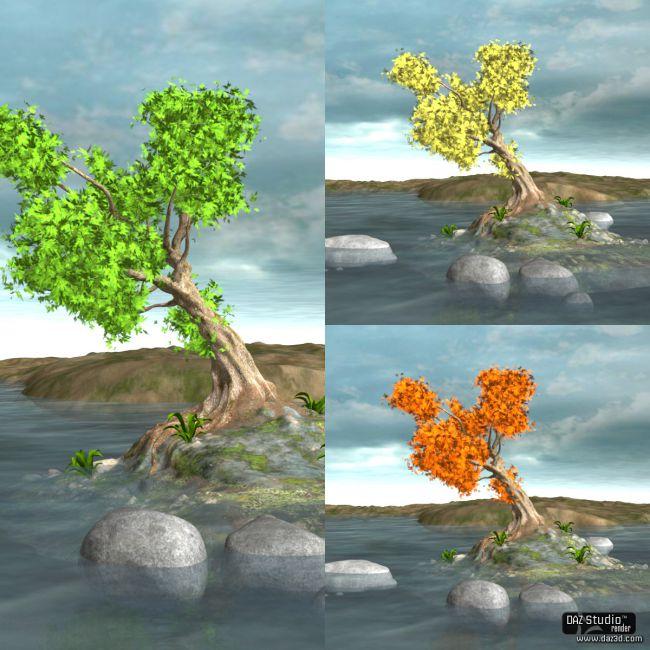 Tree of the Lake