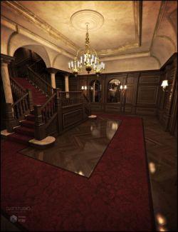 Anderson Hall Vestibule Iray Addon