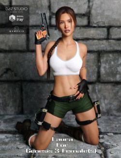Laura for Genesis 3 Female(s)