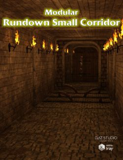 Modular Rundown Small Corridor