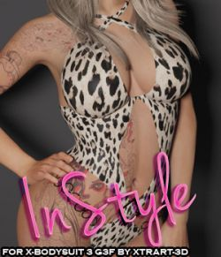 InStyle- X-Bodysuit3 for G3F