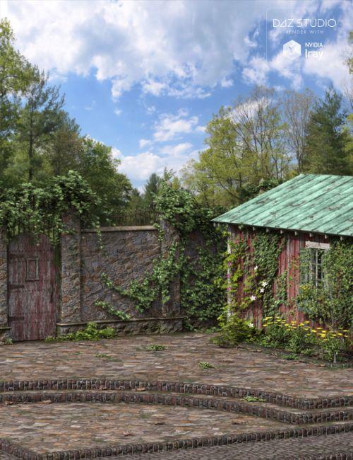 Old Garden - Structures