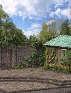 Old Garden- Structures