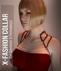 X-Fashion Collar  for G3F
