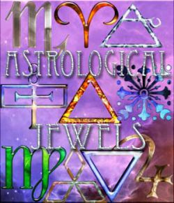 Harvest Moons Astrological Jewels