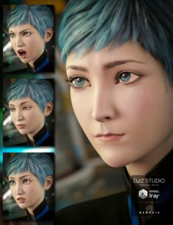 Expressions for Aiko 7 and Genesis 3 Female(s)