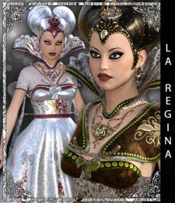 La Regina for Queen of Hearts
