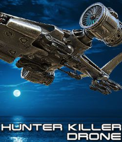 Hunter-Killer Drone