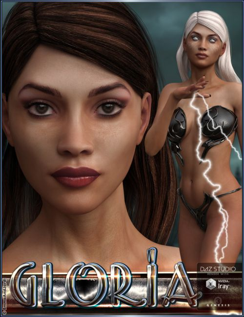 EJ Gloria for Genesis 3 Female(s)