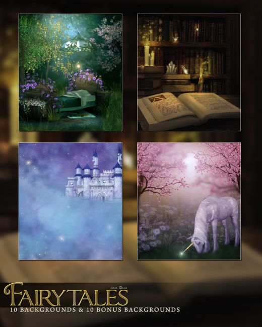Fairytales Backgrounds