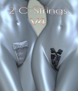 Blushing Cs V4 3 & 4