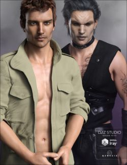 FWSA Liam HD + Vampire and Hunter Kit Bundle