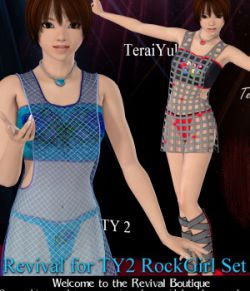 Revival for TY2 RockGirl Set