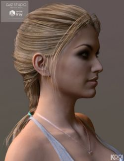 Jennifer Hair for Genesis 3 Female(s)