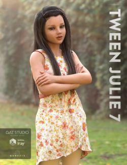 Tween Julie 7