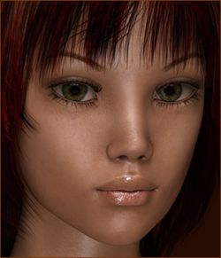 TDT-Delfina for Genesis 3 Female