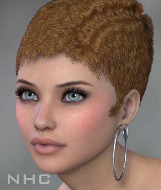 NHC Expansion : Shorty Hair