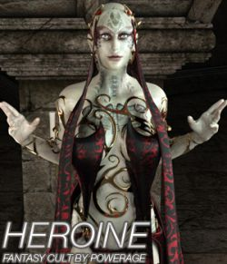 HEROINE for Fantasy Cult