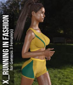 Running in Fashion for G3F