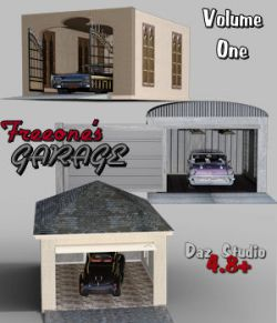 Freeone's Garage Volume 1