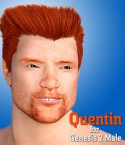 Quentin for Genesis 2 Male