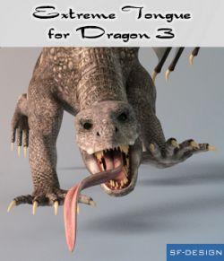 Extreme Tongue for Dragon 3