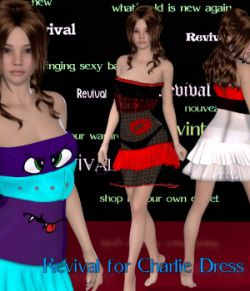 Revival for Charlie Dress