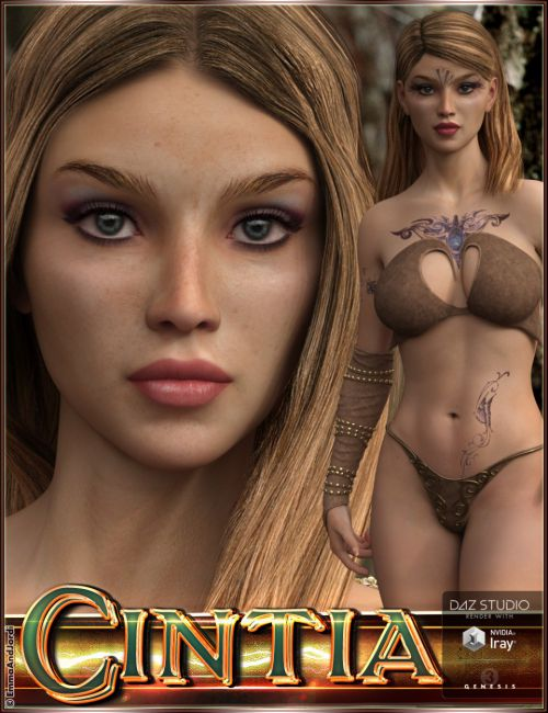 EJ Cintia for Genesis 3 Female(s)