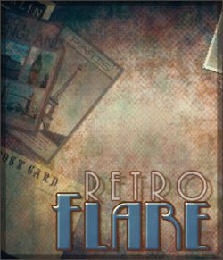 Retro Flare Papers