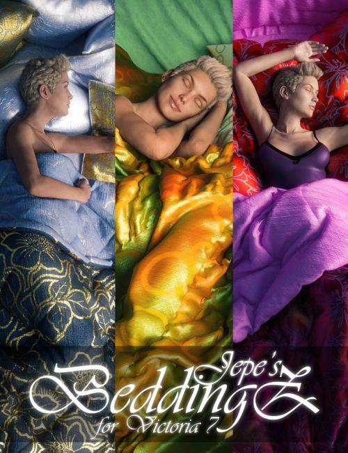 Jepe's BeddingZ for Victoria 7