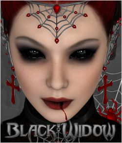 Black Widow- Jewels & more