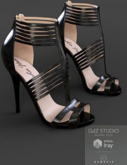 Sophia Heels for Genesis 3 Female(s)