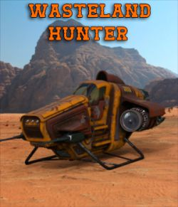 AJ Wasteland Hunter