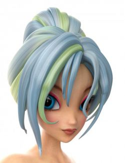 Iray Candy Manga Hair Textures for Star 2 and Star!