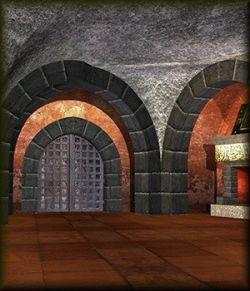 Medieval Room