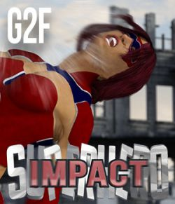 SuperHero Impact for G2F Volume 1