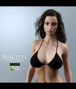Brigitte for Genesis 3 Female
