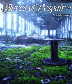 Places of Despair 2 2D backgrounds