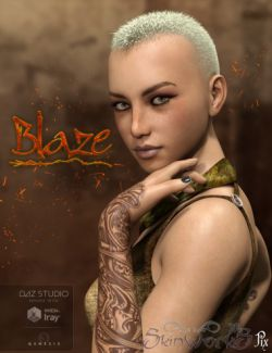 Pix Blaze for Genesis 3 Female(s)